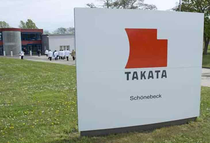 Another Takata airbag recall for 2015