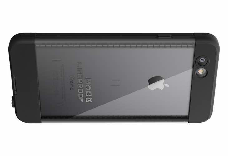 Antagonizing iPhone 6 Lifeproof nuud