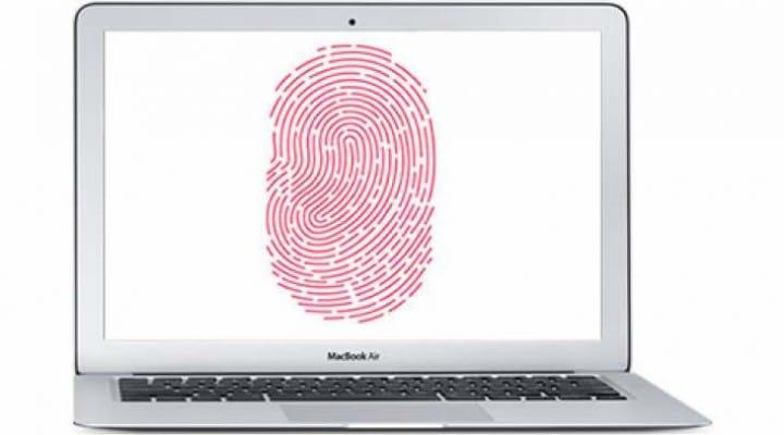 Anticipated 12-inch Retina MacBook Air security feature