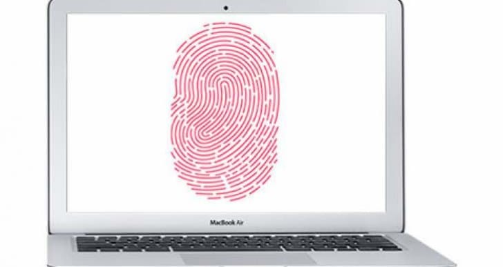 Anticipated 12-inch Retina MacBook Air security feature