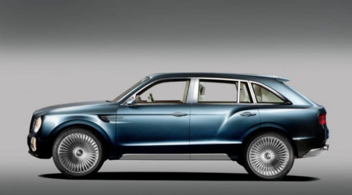 Anticipated Bentley Falcon SUV vs. Range Rover performance