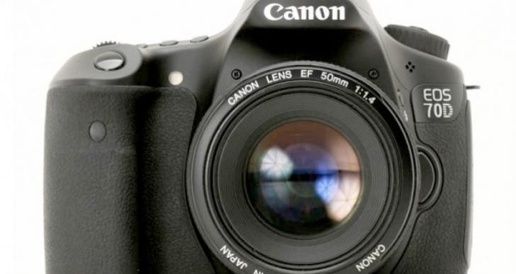 Anticipated Canon 70D unveil event disappointment
