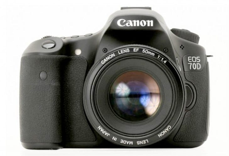 Anticipated Canon 70D unveil event a week away