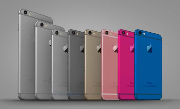 Anticipated iPhone 6c design and specs