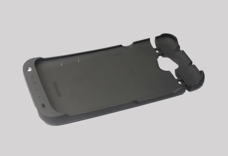 Anticipating Galaxy S4 and HTC One Mini battery cases