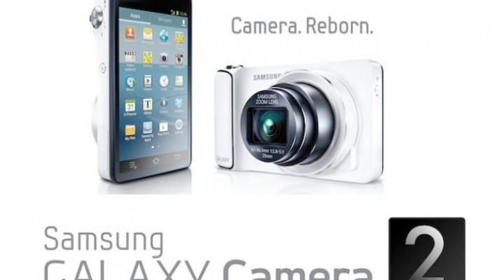 Anticipating Samsung GALAXY Camera 2 features