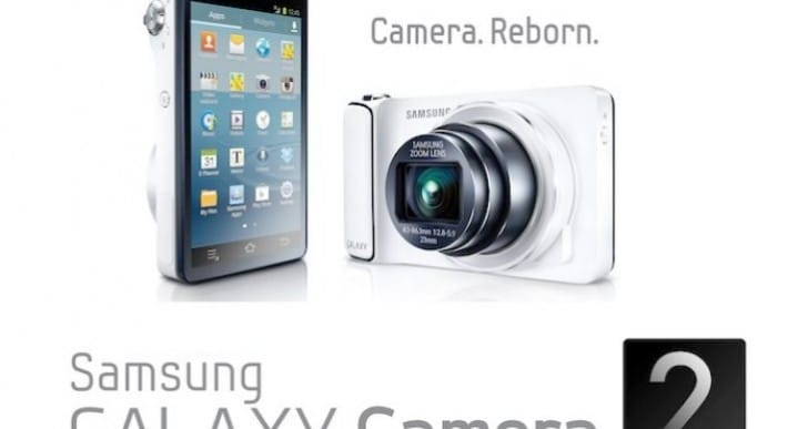 Anticipating Samsung GALAXY Camera 2 features