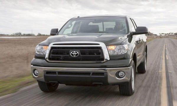 Anticipation for 2014 Toyota Tundra interior and exterior tour