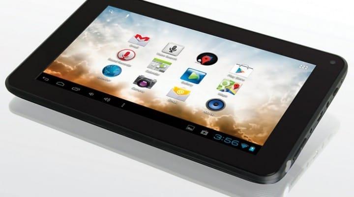 Apex 7 AP-7S118 vs. Lenovo 7 A1000L tablet