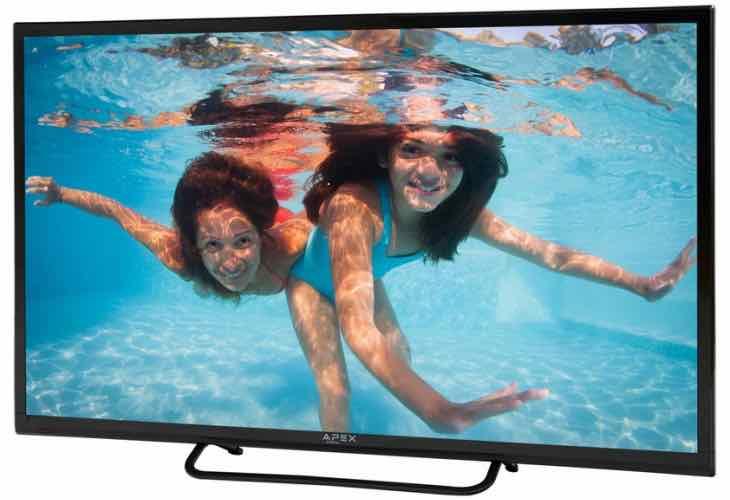 Apex LE40D5 40-inch LED HDTV reviews