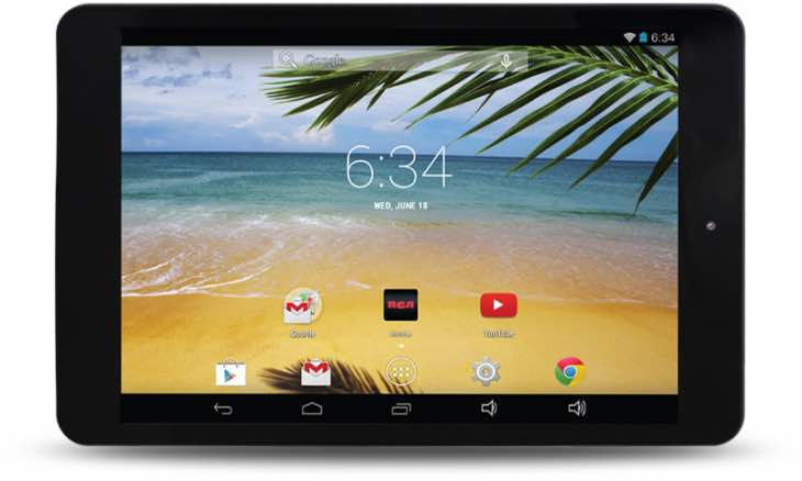 Apollo 8-inch RCT6573W23 Android tablet review