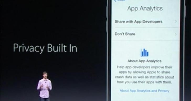New Apple App Analytics features for iOS 8, 9 crash data