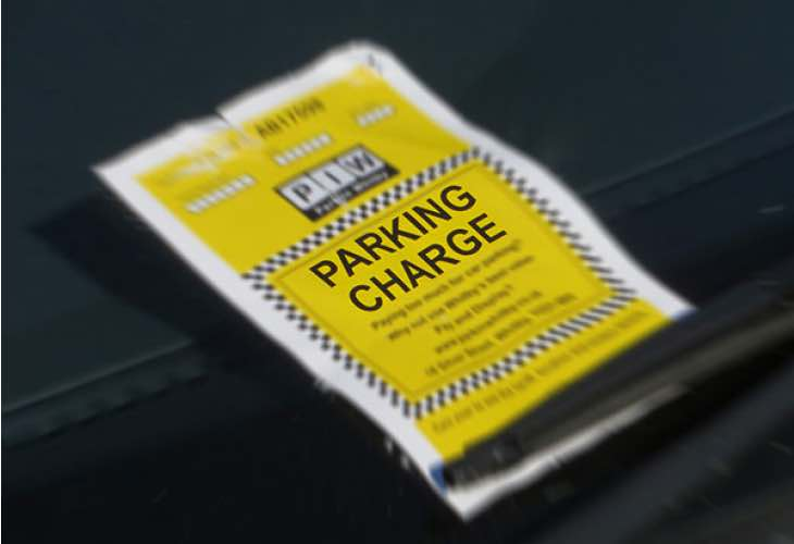 Appeal your parking fines