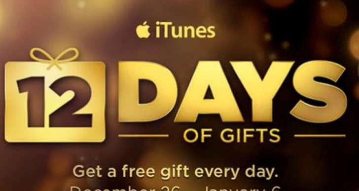 Apple 12 days of gifts still has time for 2014