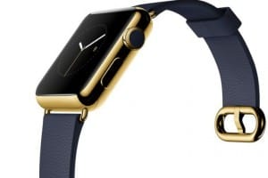 Apple 18k gold Watch estimated price