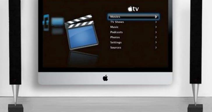 Apple 4K TV 2013 – 2014 projected release window
