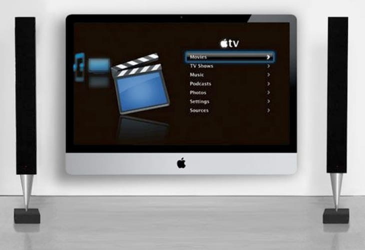 Apple 4K TV 2013 – 2014 projected release window