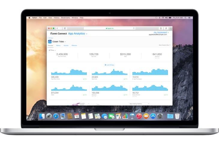 Apple-App-Analytics-beta