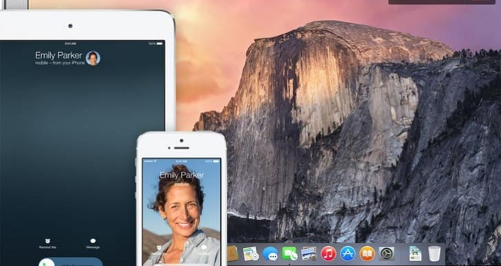 Apple Continuity: iOS 8 Handoff to Mac OS X not working