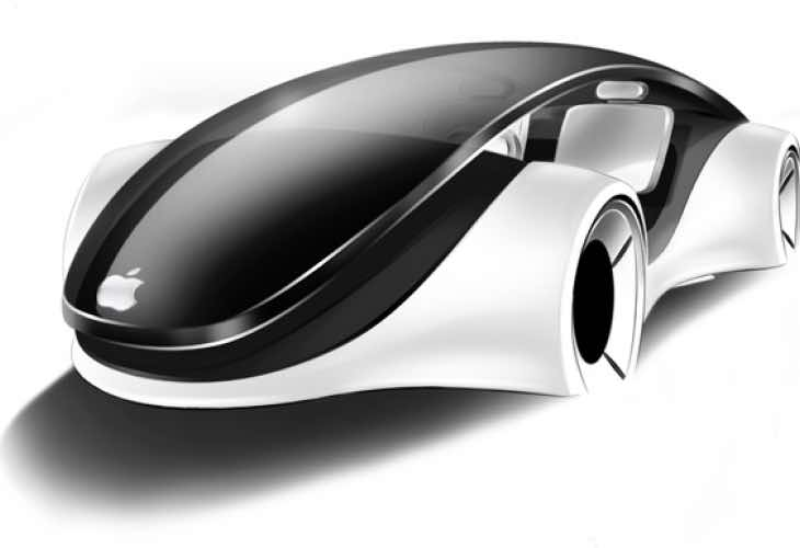 Apple EV or self-driving car speculation misguided