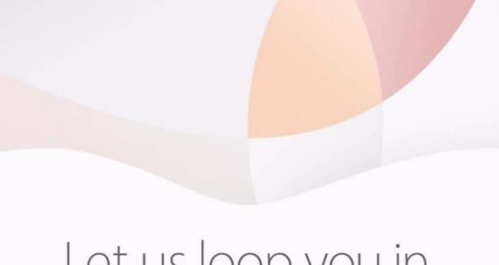 Apple Event time on March 21 for new products