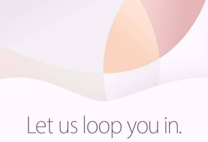 Apple Event time on March 21