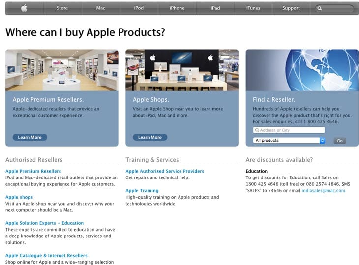 Apple-India-online-store-necessity