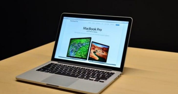 Apple MacBook Pro review with Retina display vs. Non