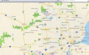 Apple Maps changes how it updates