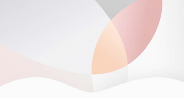 September Apple event press invitation looms