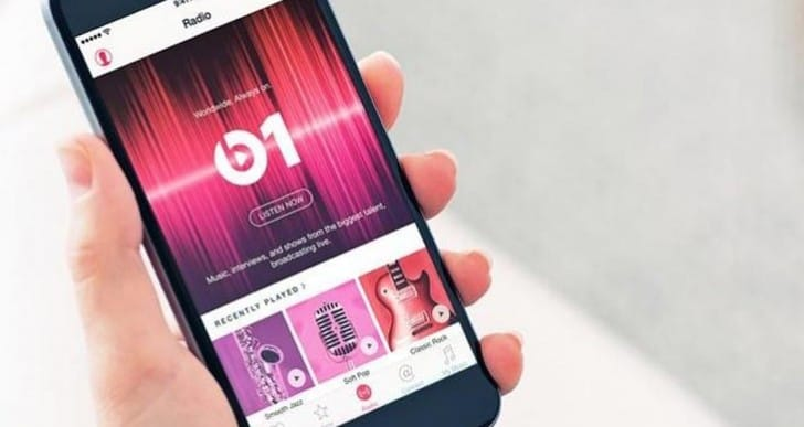Apple Music streaming start time in UK, US