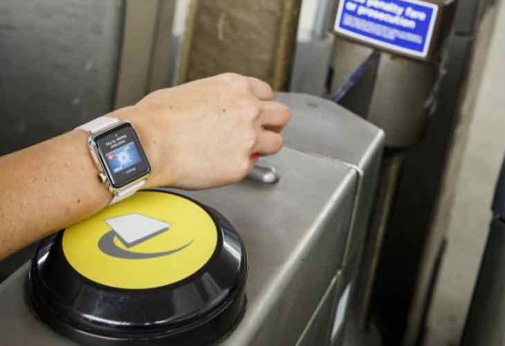 Apple Pay UK TFL restrictions