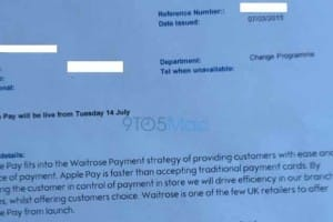 Apple Pay UK goes live in just over a week with limit