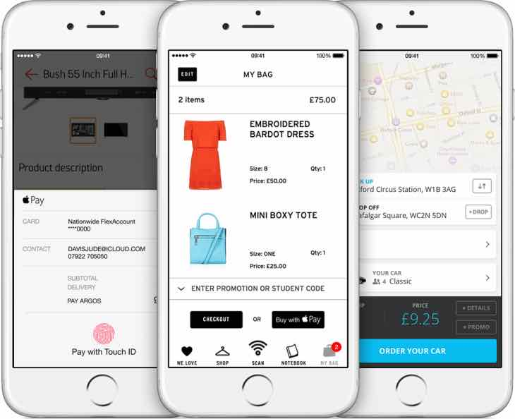 Apple Pay UK release time