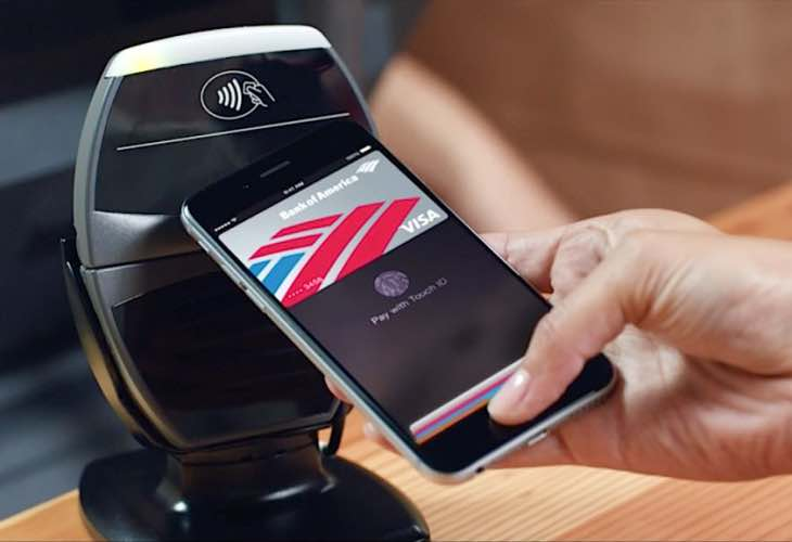 Apple Pay in China launch date