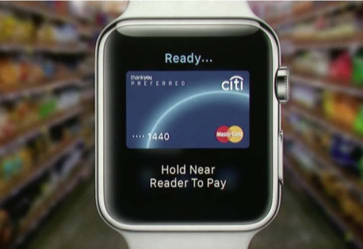 Apple Pay outside US