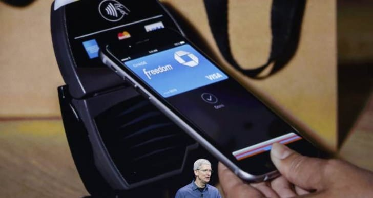 Apple Pay spend limit cap expected for UK