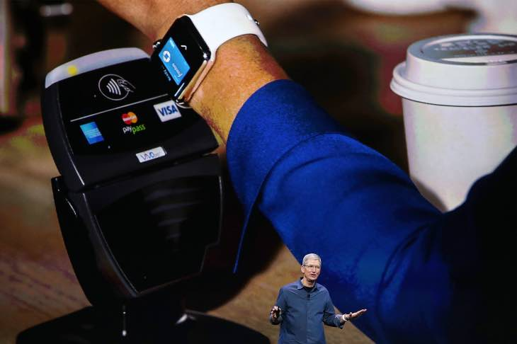 Apple Pay spend limit