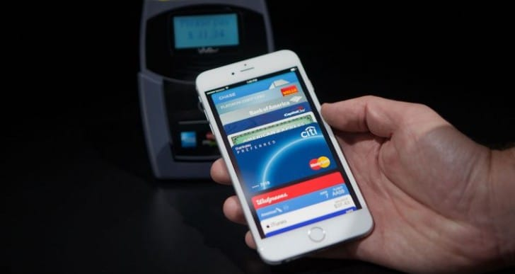 Apple Pay starts Monday