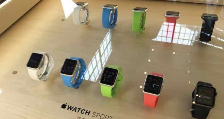 Apple Store Watch availability coincides with WWDC