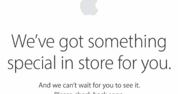 Apple Store down today, Oct 27 ready for updated MacBook Pro