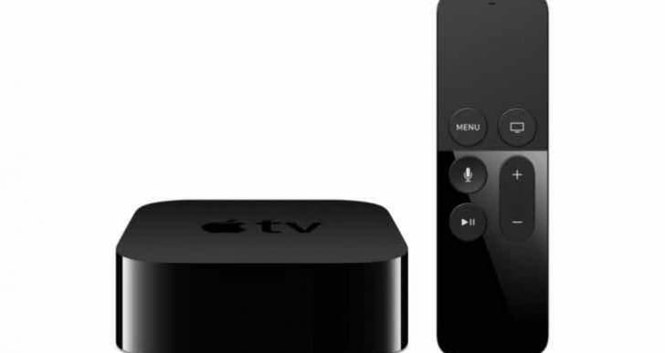 Update: Apple TV 4 now shipping