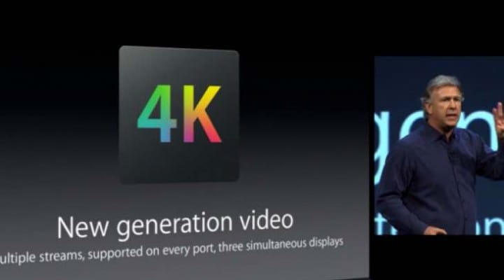 Apple TV 4 price and bandwidth weariness for 4K content