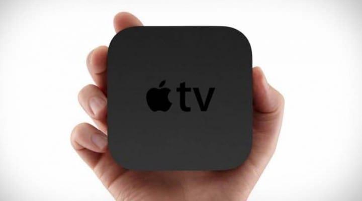 New Apple TV software update chosen over hardware