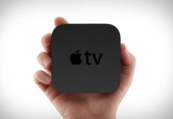 New Apple TV software update chosen over hardware