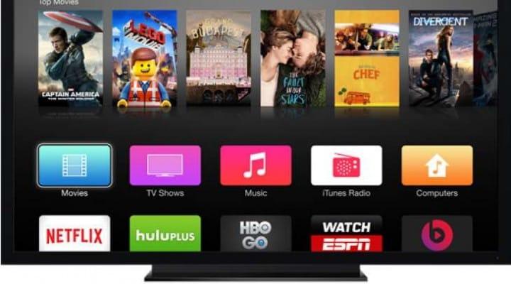 Apple TV 4th generation desperation accentuated