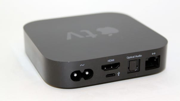 Apple TV 4th-generation indicator or faux price