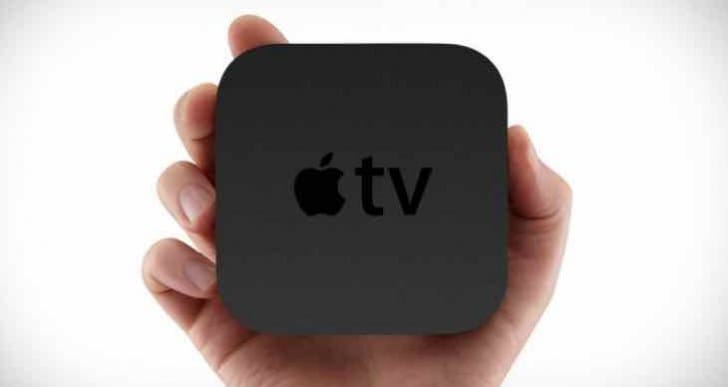 Apple TV 4th generation price tier for 2015
