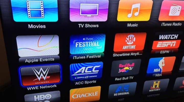 Apple TV Special Event icon Oct. 16, 2014 live