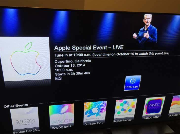 Apple TV Special Event icon